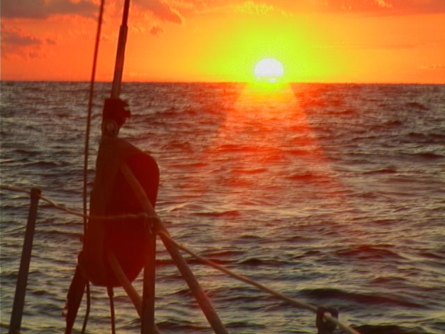 Atlantiktörn - Mitten im Atlantik