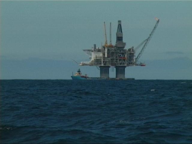 Atlantiktörn - Öl