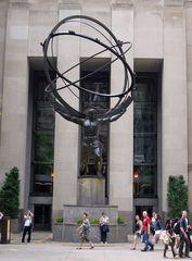 """""""Atlas"""" in NY"""