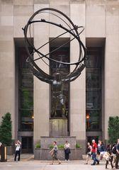 """"""" Atlas - Statue """""""
