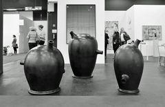 """ ATMOS "" - 3 parts, bronze"