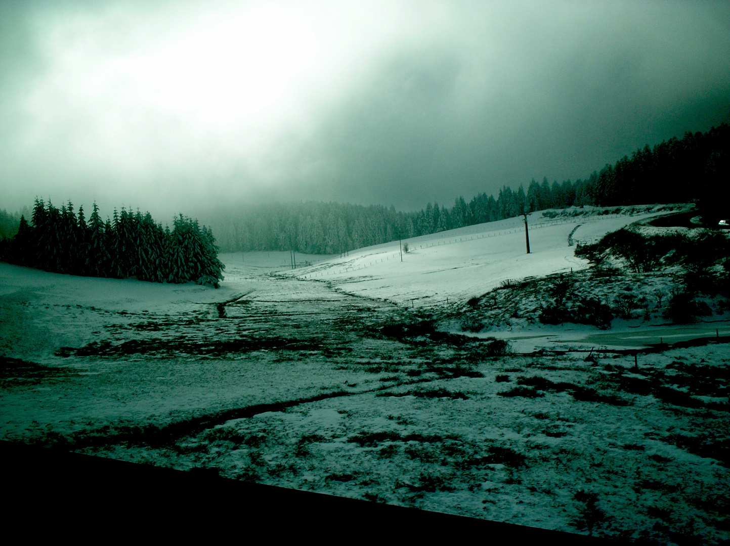 atmosphere neigeuse