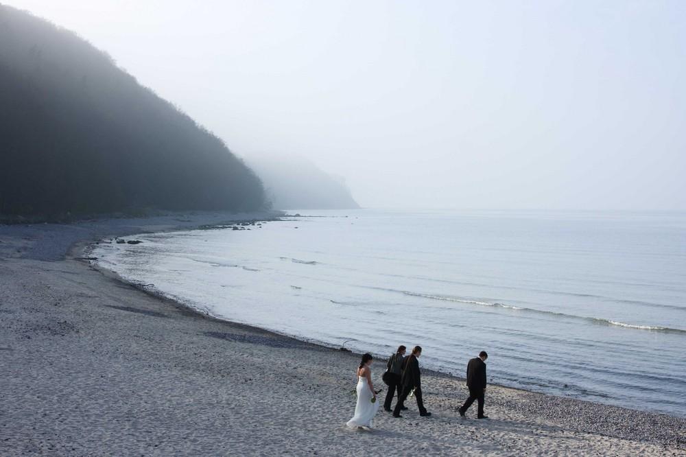 atmospheric wedding