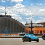 Atocha Railway Station 2013.