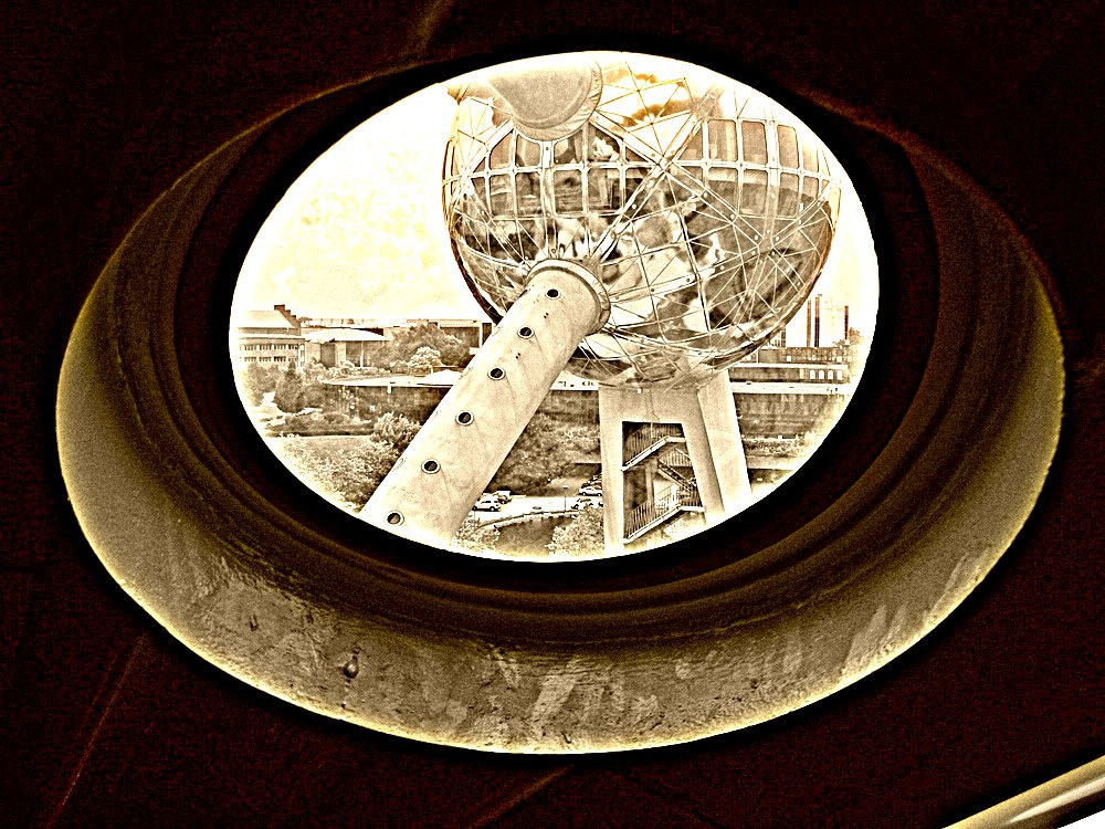 Atomium Tube!
