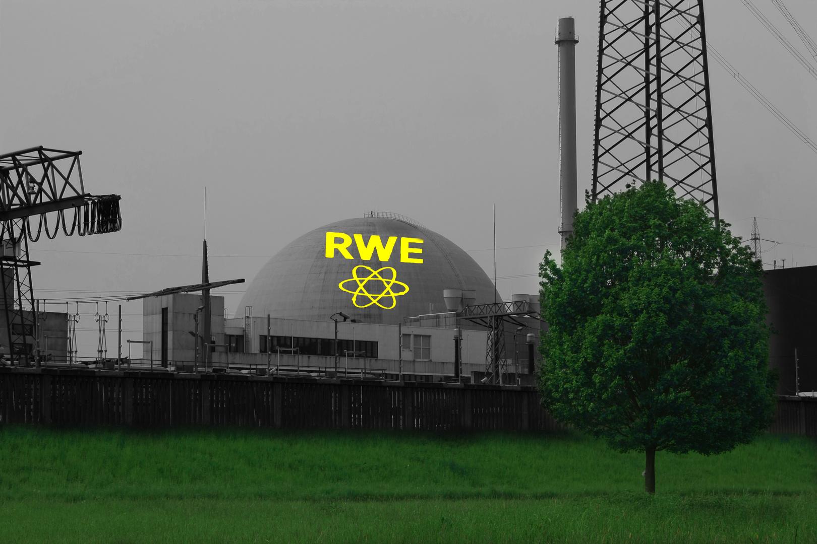 Atomstrom oder Ökostrom ?
