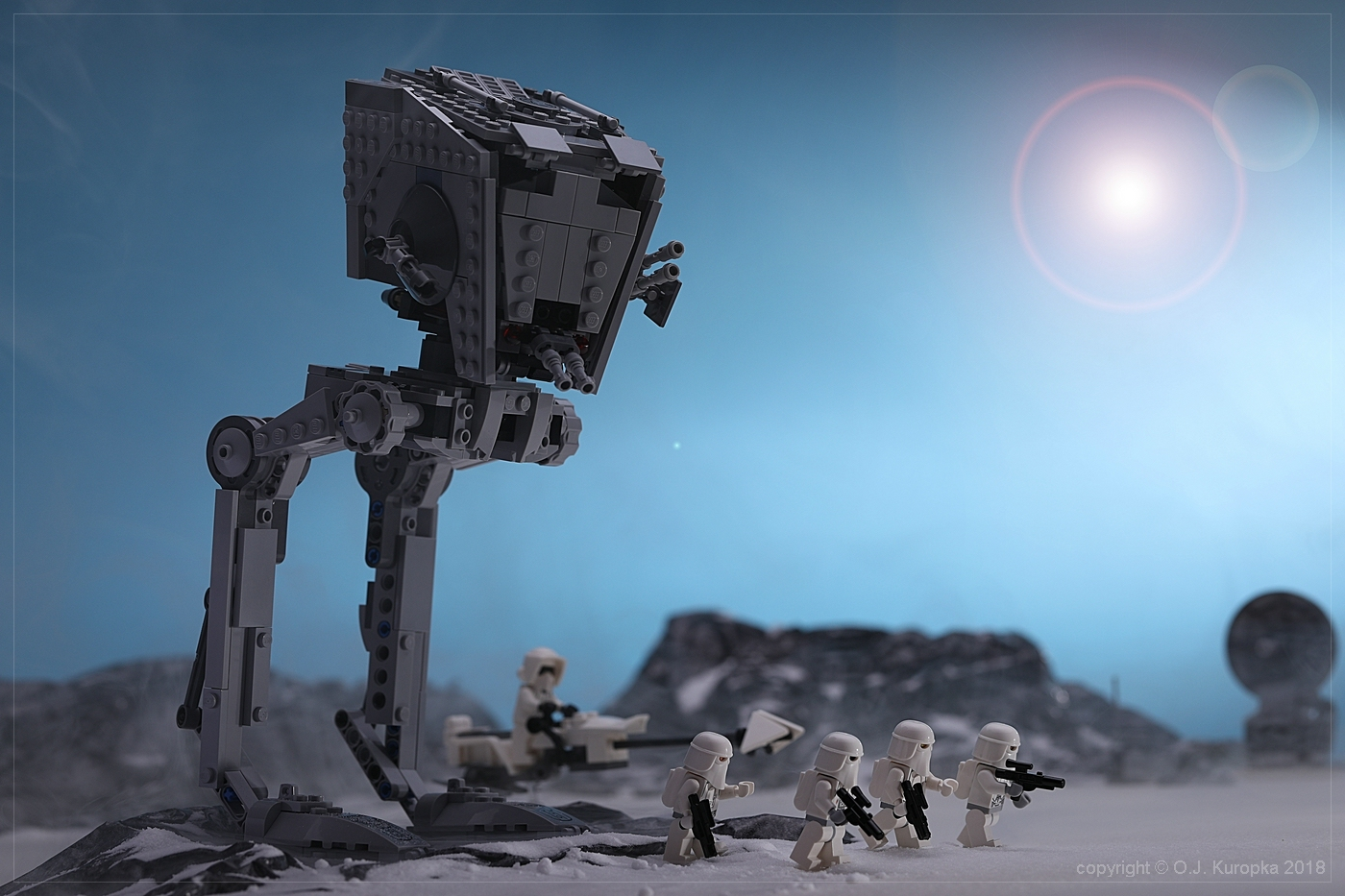 ATTACK ON ECHO BASE