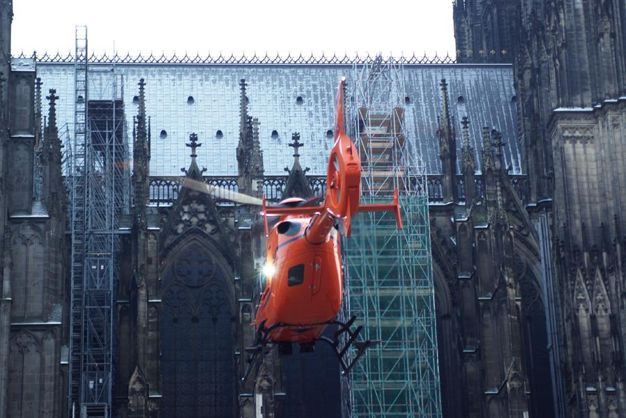 Attentat auf Kölner Dom