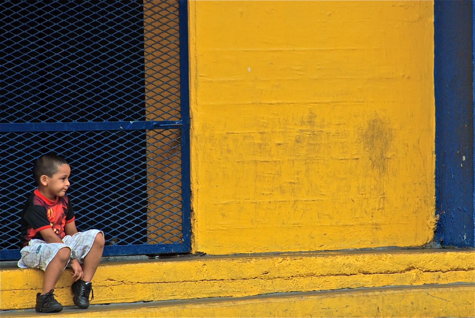 "attesa a ""La Bombonera"""