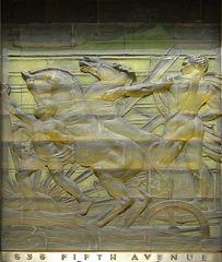 Attilio Piccirilli an der 636 Fith Avenue / Rockefeller Center