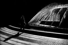 Attorno alla fontana