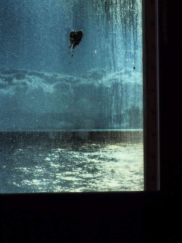 Attraverso un vetro......in viaggio!!!!!!