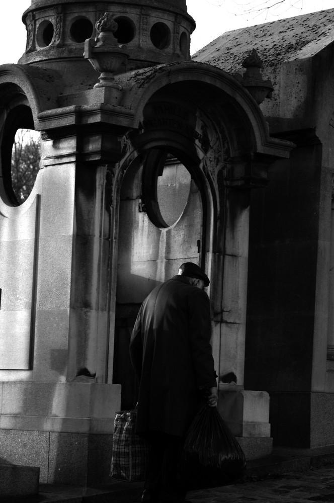 Au cimetière du père Lachaise #3
