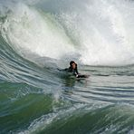 Au  creux de la vague ......