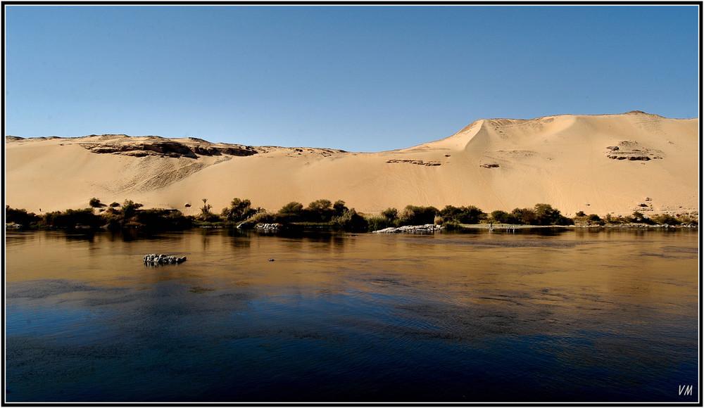 Au fil du Nil...
