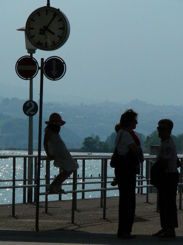 Au fil du temps, Raspperwil, Switzerland, 2007