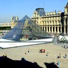 Au Louvre...