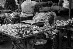 Au marché de Davao City