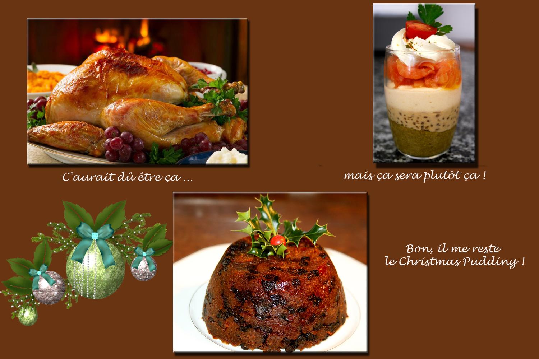 Au menu de Noël