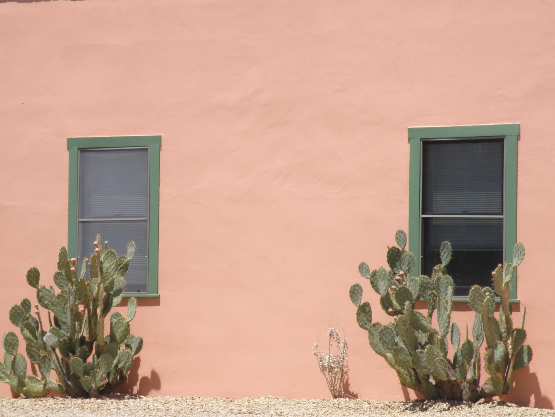 Au milieu du desert