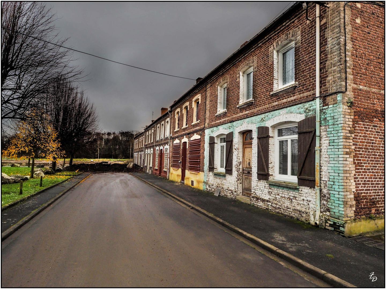 Au Nord C Etait Les Corons Photo Et Image Architecture Paysages