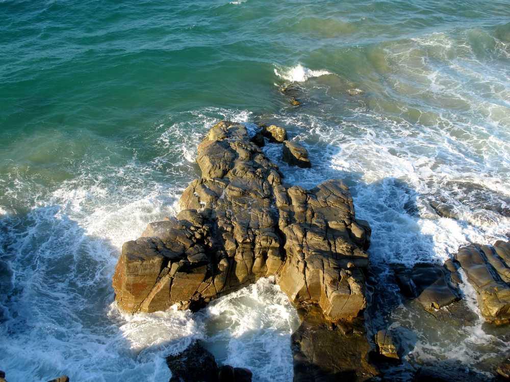 Au pied de l'Océan