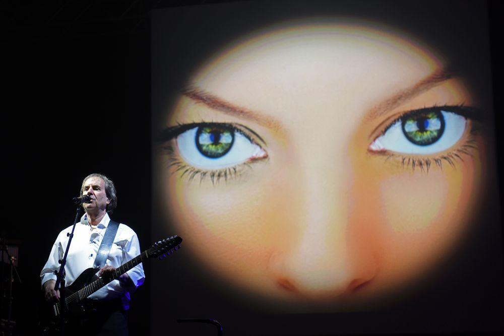 Auch 2015 sehens- und hörenswert: Chris de Burgh