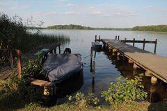 Auch am Rheinsberger See