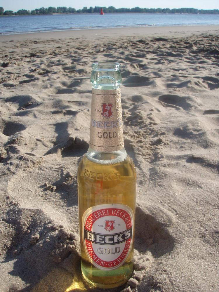 Auch Bier hat mal Urlaub