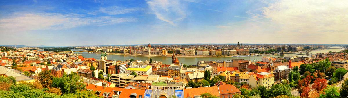 auch Budapest...