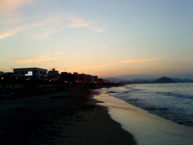 Auch das Meer hört irgendwann auf zu rauschen...