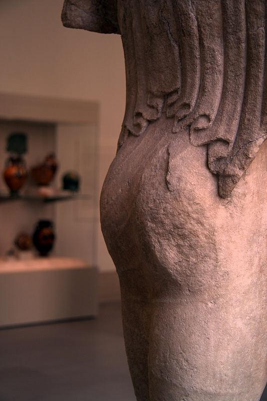 Auch ein (antiker) Rücken kann entzücken