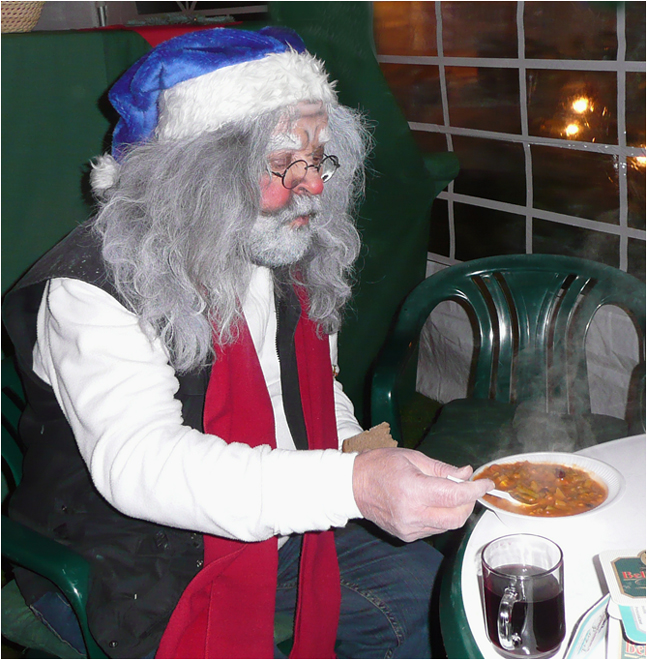 auch ein Nikolaus...