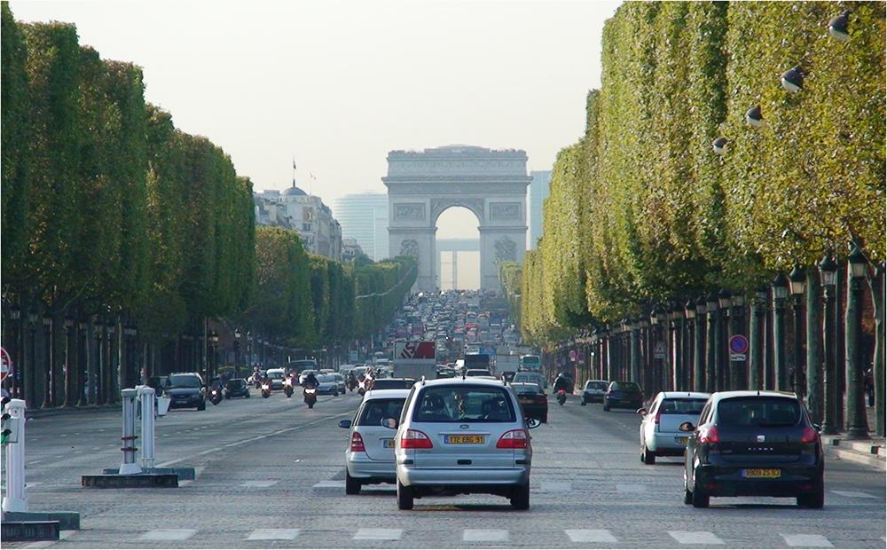 Auch ein Paris Bild