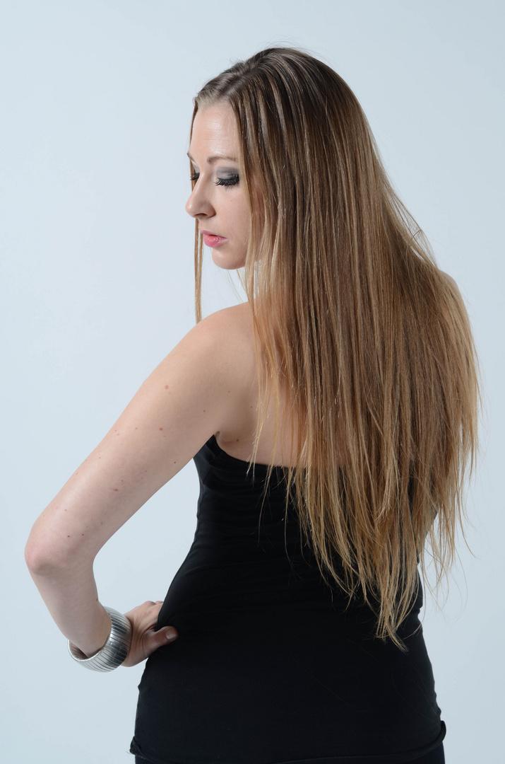 auch ein schöner Rücken kann entzücken ...