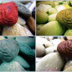Auch ein Stein kann Gefühle zeigen