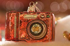 Auch eine Kamera...