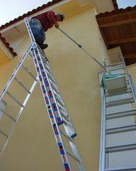 auch für die Farbe eine Leiter