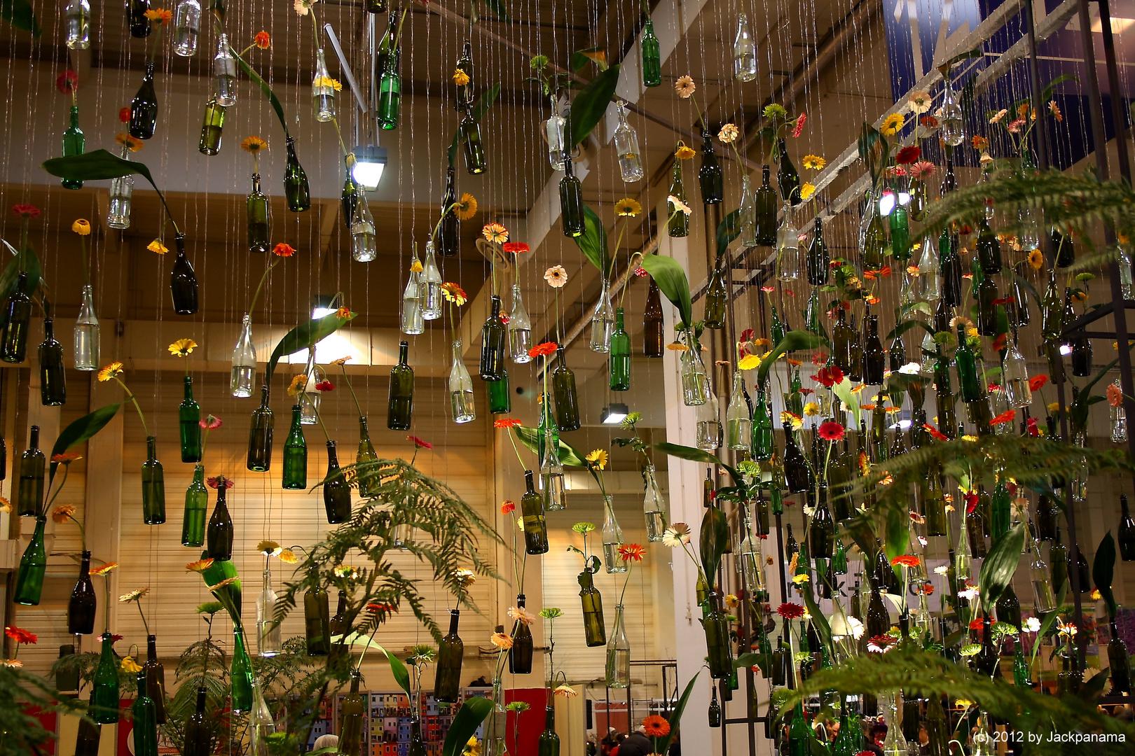 Auch Gerbera Hangen An Der Messe Haus Garten Genuss In Essen