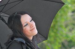 Auch Gruftis dürfen Lächeln :)