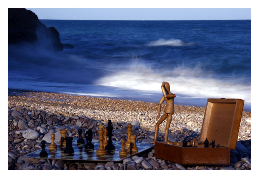 auch holzkoepfe spielen schach