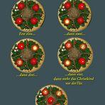 Auch im Advent: Wer zu spät kommt.....