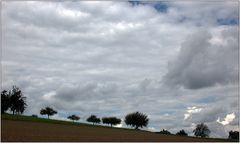 ... auch im Sommer war es so grau wie heute ...