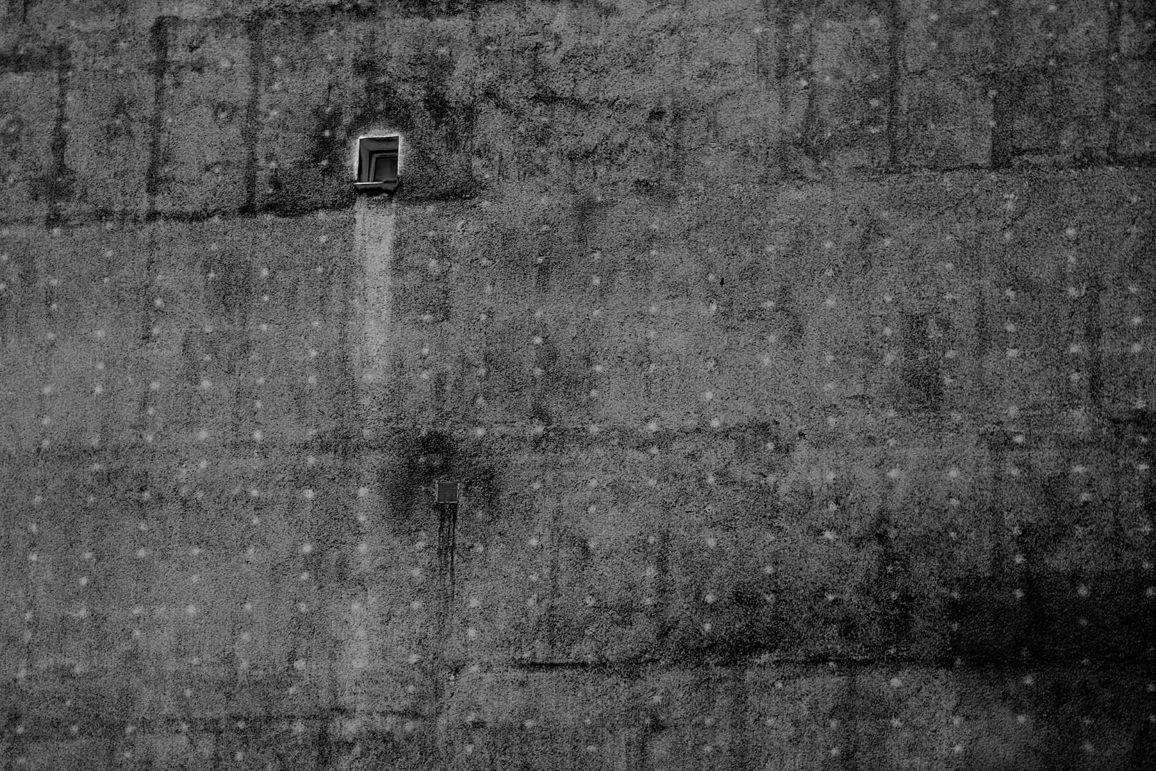 Auch Mauern eröffnen Wege...