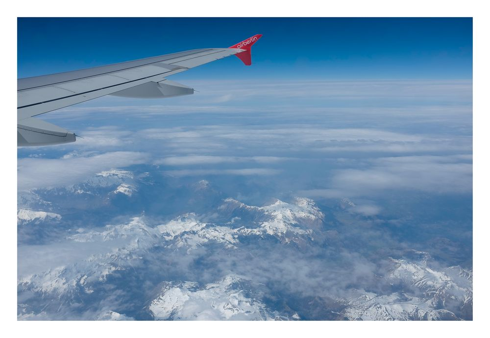 Auch ohne Lufthansa...