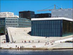 Auch Opernhaus Oslo