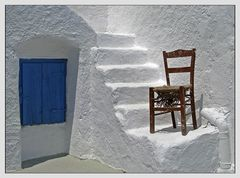 auch Stühle können einsam sein