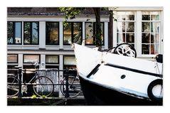 Auch typisch Amsterdam