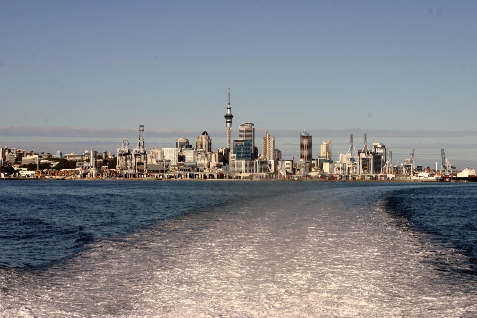 Auckland !