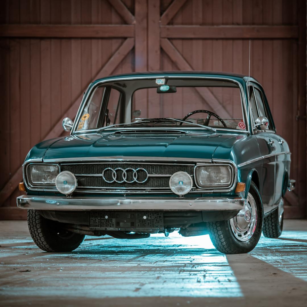 Audi 1968 II.